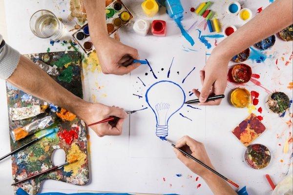 profejesus desarrollando la creatividad