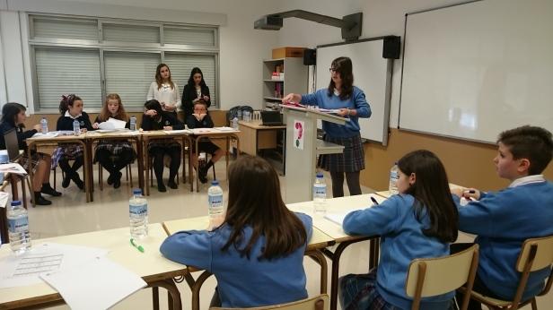 profe jesus debates en clase