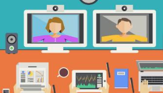 Exponer en videoconferencias